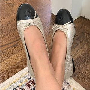 Chanel flats Size 39